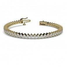 Zinken Set Tennis Armband