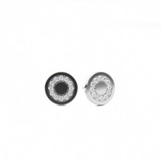 Round Cluster Earrings