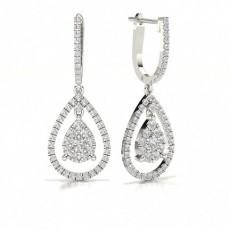 Cluster Creolen Diamant