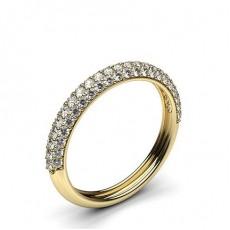 Gelbgold Diamantringe