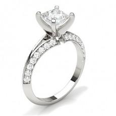 Prinzessin Seitensteine Verlobungsringe