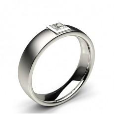 Princess Men's Diamond Rings