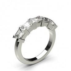 Smaragd 5 Diamanten