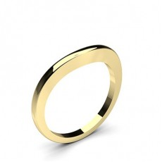Yellow Gold Cheap & Affordable Wedding Bands