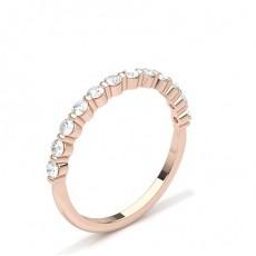 Rotgold Diamantringe