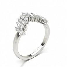 Damen-Diamantband