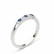 Brilliant Edelstein-Diamantringe