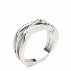 Platinum Everyday Diamond Rings