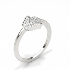 Brilliant Diamantringe für den Alltag