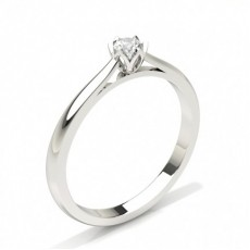 Round Cheap & Affordable Engagement Rings