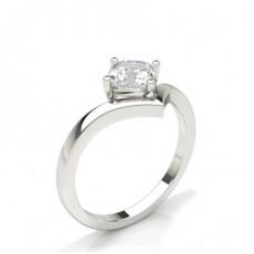 Asscher Bague Diamant